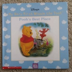 Pooh's Best Place Book